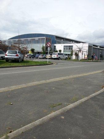 เนลสัน, นิวซีแลนด์: Yet another stadium, very popular spot