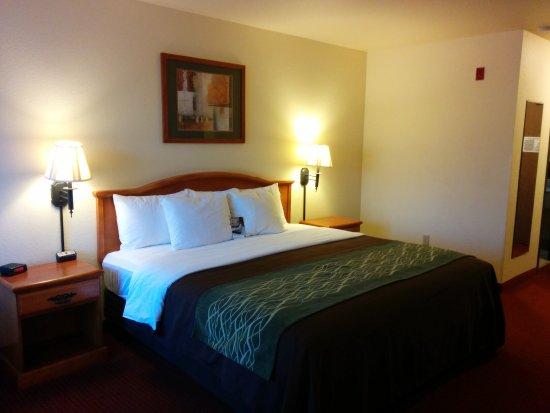 Comfort Inn Manitou Springs: IMG_20160929_172925_large.jpg