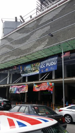 New location of Imbi Market  ICC Pudu  Picture of Imbi Market