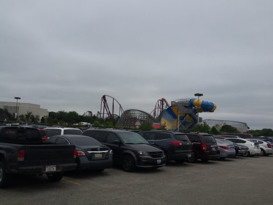 Six Flags Great America: 20160924_120248_large.jpg