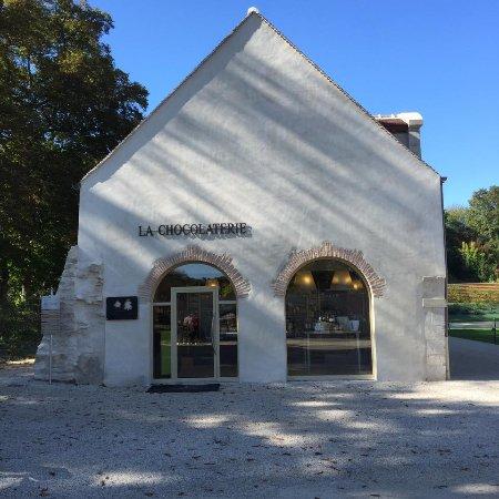 Augerville-la-Riviere, Франция: la chocolaterie