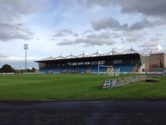 Ballymena Showgrounds