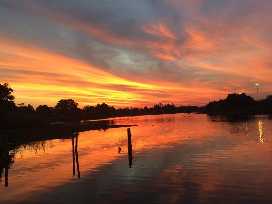 Benoni, Afrika Selatan: Best sunset in gauteng