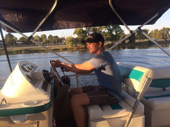 Benoni, Sudáfrica: getting ready to cruise