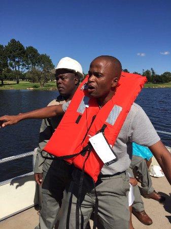 Benoni, Republika Południowej Afryki: Strap up and hold on