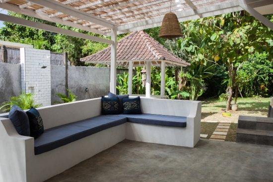 Pererenan, Indonezja: common area