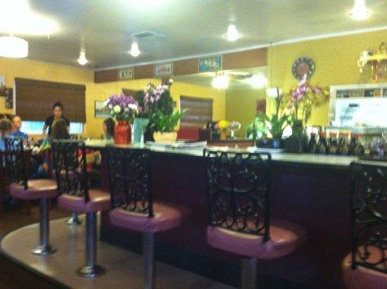 Yreka, Califórnia: dining room