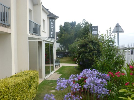 chambre économique - Photo de Hotel la Licorne, Carnac - TripAdvisor