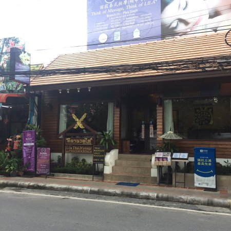 Lila Thai Massage - Phra Singh (Chiang Mai) - 2019 All You Need to