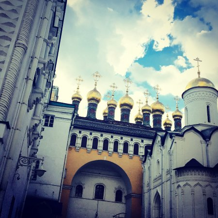 Open Moscow! - Tours: Kremlin Moscow