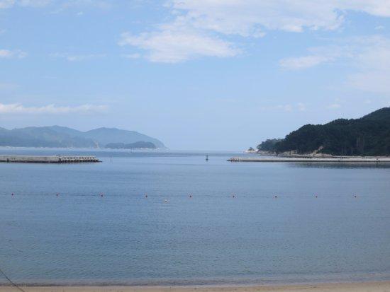 Otsuchi-cho, Japan: 海岸線