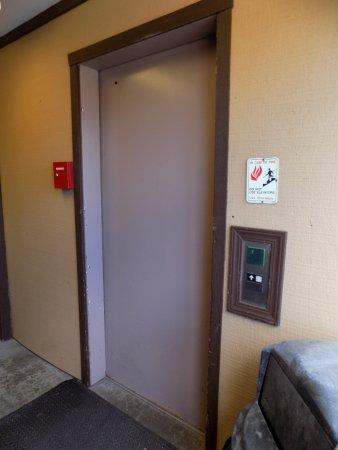 Long Beach, WA: Elevator