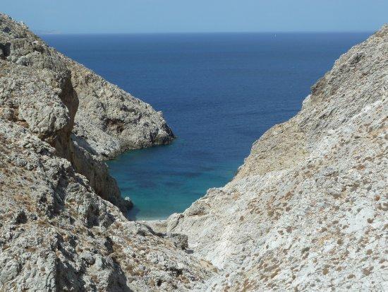 Tholaria, Grecia: Une belle surpise