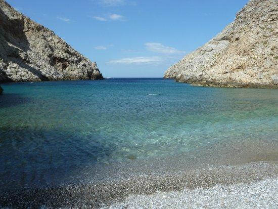 Tholaria, Grecia: Bien protégé du vent