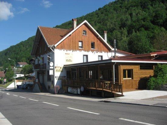 Hotel du Lac des Corbeaux