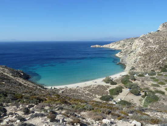 Donousa, Grekland: Superbe