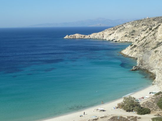 Δονούσα, Ελλάδα: De très belles couleurs
