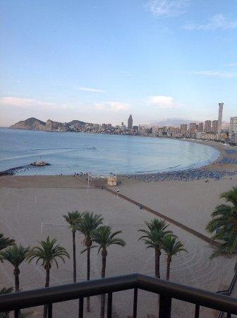 Hotel Colon: balcony view