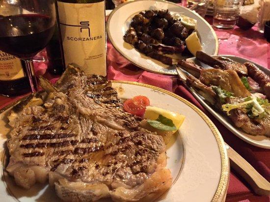 Cena di carne. - Foto di Braceria Semeraro, Brindisi - TripAdvisor
