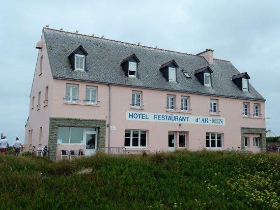 Hotel restaurant d'Ar Men : Le Restaurant - Hôtel sur la route du phare