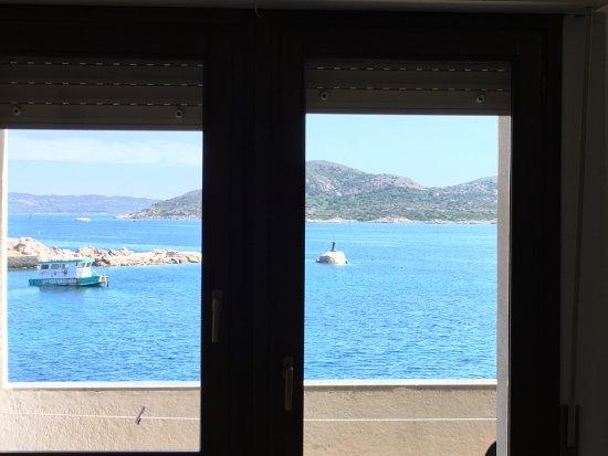 Il Gabbiano: La vista mare