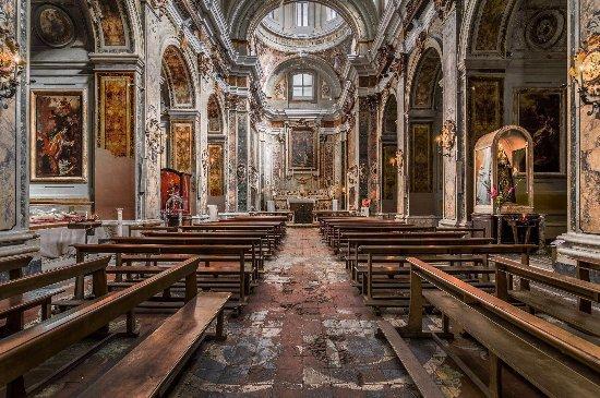 Chiesa dell'Arte della Seta - Complesso dei Santi Filippo e Giacomo