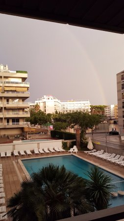 Apartaments CYE Salou: view from room 102