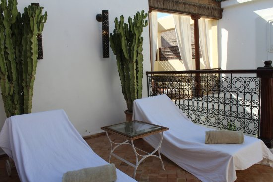 Bellamane, Ryad & Spa: Just quiet spot to relax and do nought