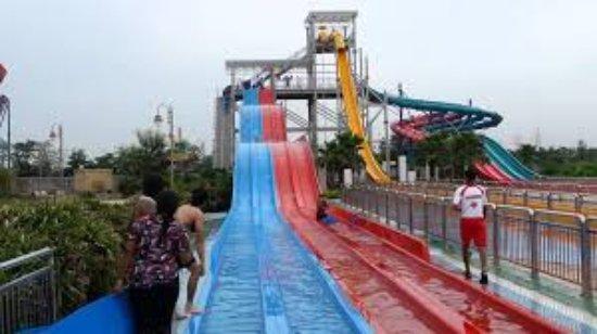 Worlds of Wonder: Water Slide