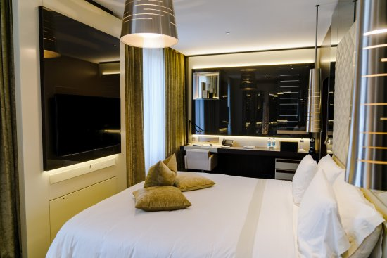 Prestige Room Picture of Excelsior Hotel Gallia a Luxury