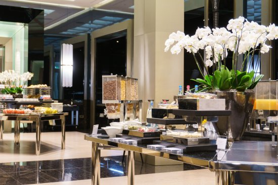 Breakfast Area Picture of Excelsior Hotel Gallia a Luxury