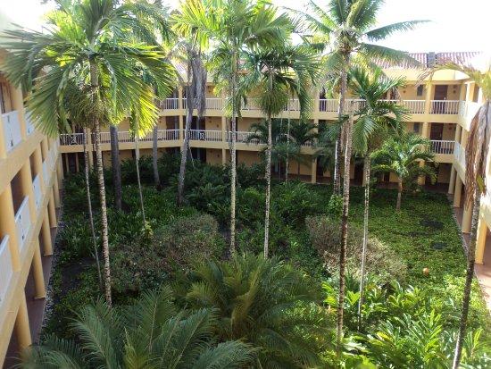 VH Gran Ventana Beach Resort: vue intérieur section catalina