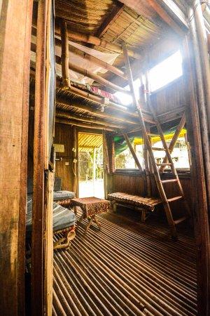 Western Region, Ghana: Camponi House - interior