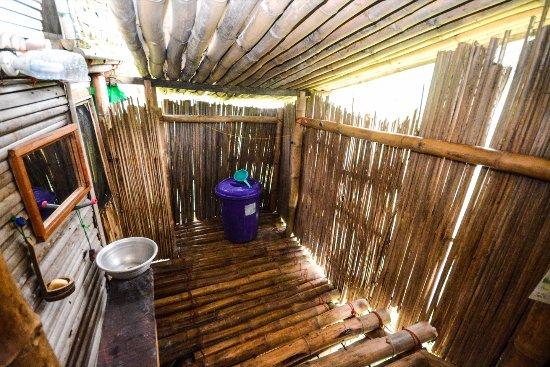 Western Region, Ghana: Bathroom