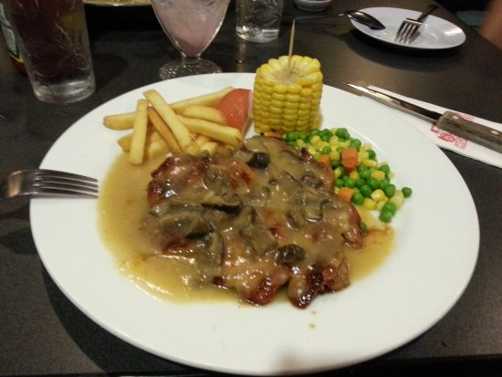 Sri Kembangan, Malezya: Highway Cafe