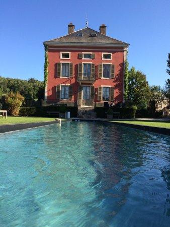 Le Chateau De Courban & Spa Nuxe: Séjour au calme du Château, repas gastro, un vrai bonheur !!