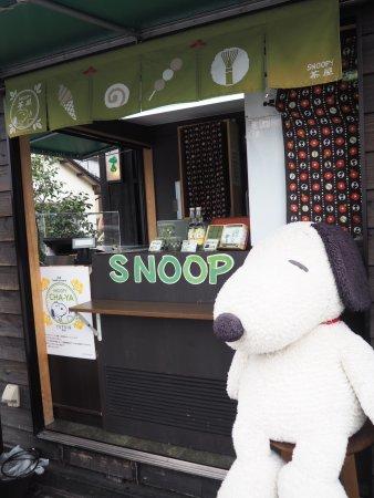 Snoopy Tea House Yufuin Photo