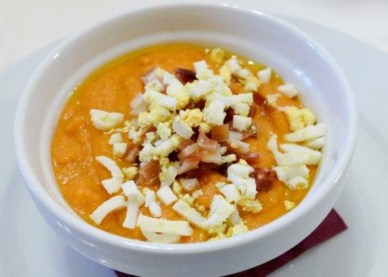 Zuheros, Spania: Suppe