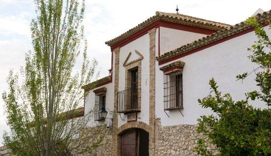 Hacienda Minerva: Eingangsbereich