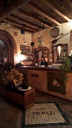 Lomazzo, Italia: L'ingresso