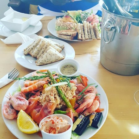 Best seafood lunch no doubt