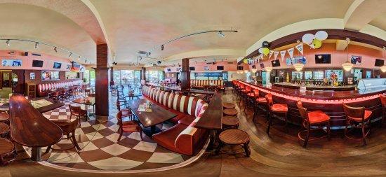 das restaurant spandau diner bild von bowling arena spandau berlin tripadvisor. Black Bedroom Furniture Sets. Home Design Ideas