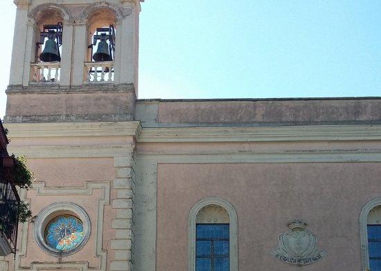 Atri, Italien: facciata superiore