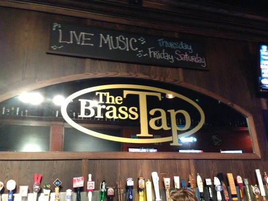 ‪The Brass Tap - Brandon‬