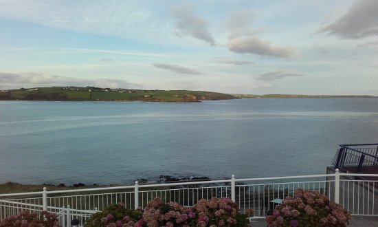 Dunmore House Hotel: 20160916_191629_large.jpg