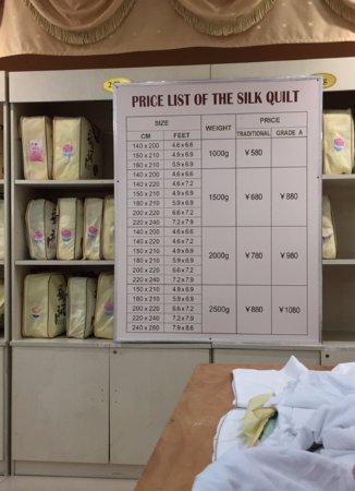 Beijing Dong Wu silk Museum: Цены на одеяла: сравните и выберите