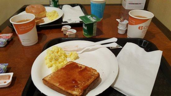 Comfort Inn Santa Monica: Frühstück