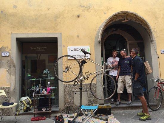 Gaiole in Chianti, Italien: photo0.jpg