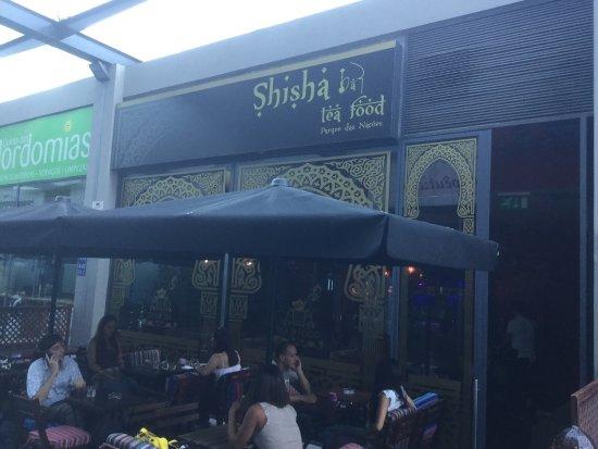 Shisha Tea Food