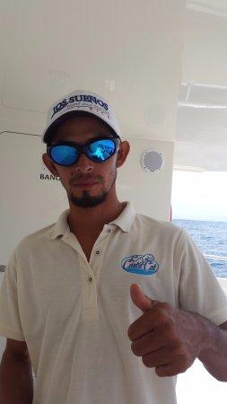 Herradura, Costa Rica: Pepe Costa Cat Crew Member